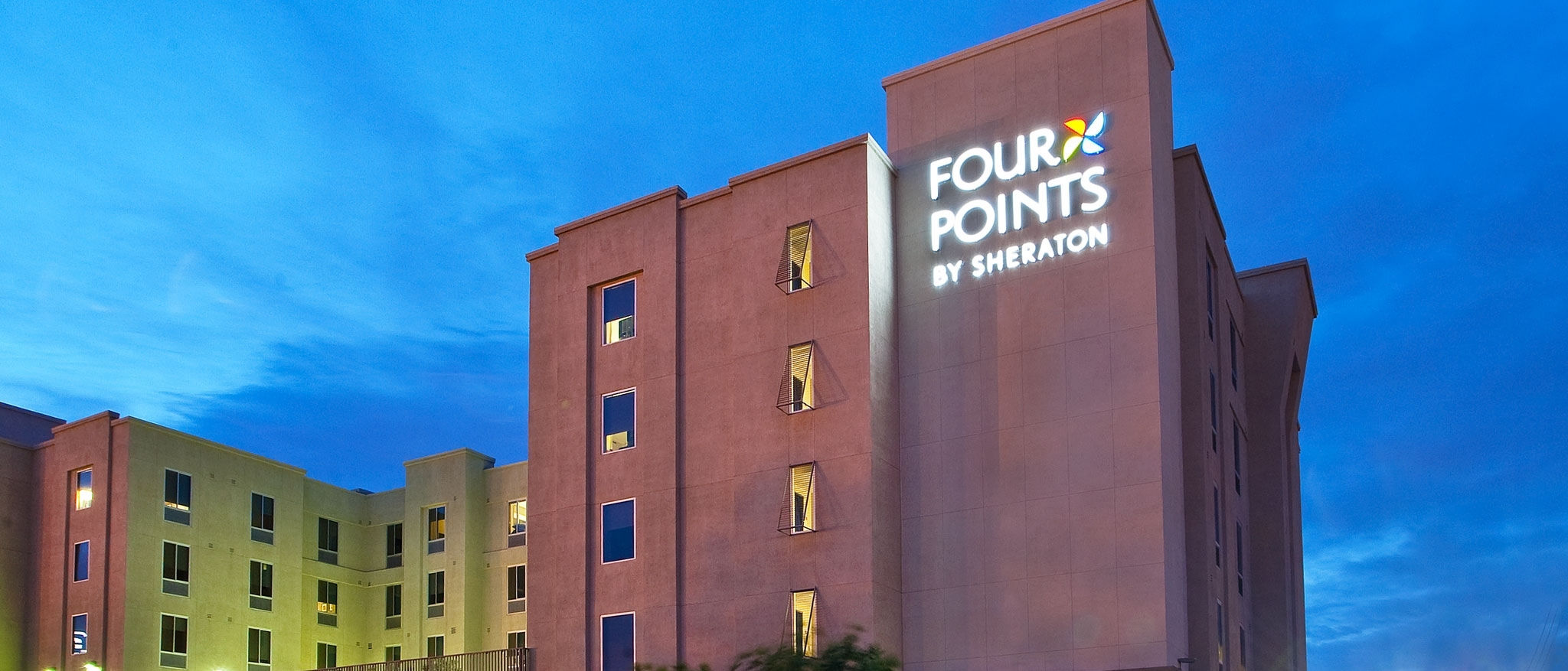 Four Points by Sheraton Las Vegas East Flamingo - Hotel Exterior